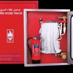 fire rated hose reel cabinet in Dubai