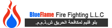 Blue Flame Fire fighting Dubai