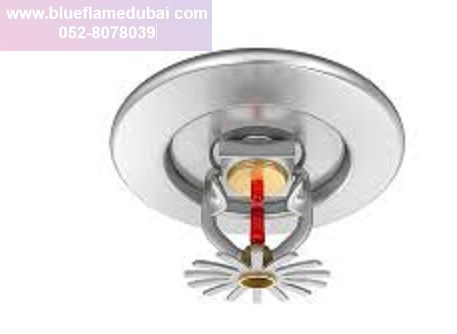 fire sprinkler system in Dubai